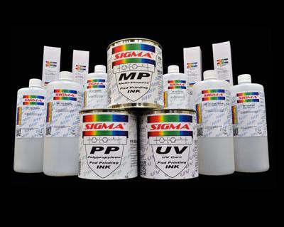Sigma Pad Printing Ink